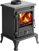 Gallery Firefox 5 Cast Iron Gas Stove